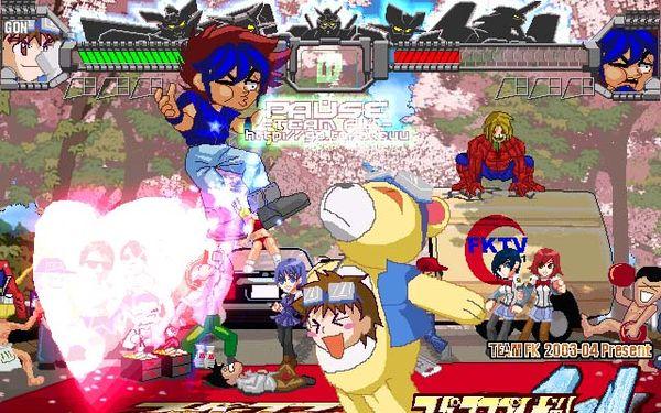 Super Cosplay War Ultra Infinity