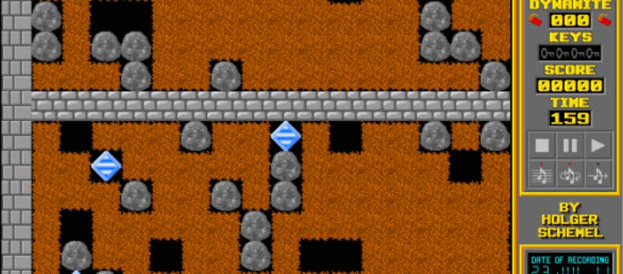 boulder-dash