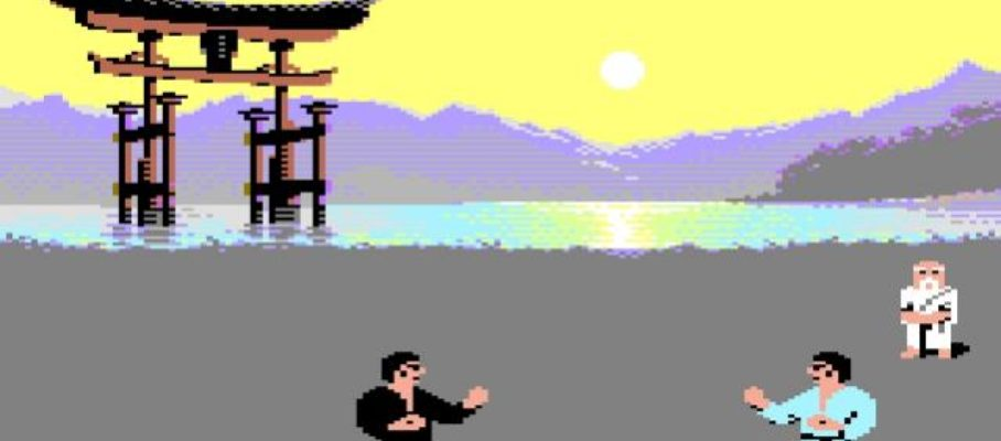 International Karate Ultimate - Commodore 64 - 4