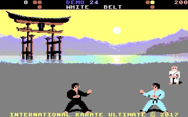 International Karate Ultimate - Commodore 64 - 4