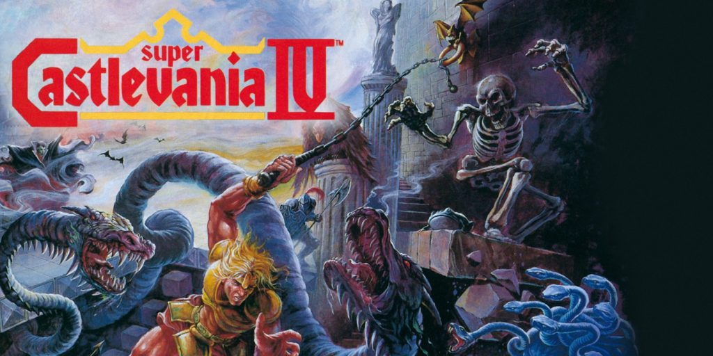[Review] Super Castlevania IV (Super Nintendo)