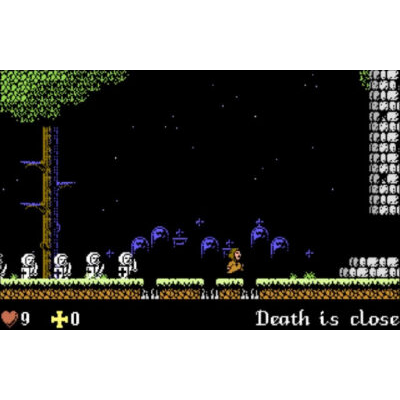 L'Abbaye Des Morts (c64/win)