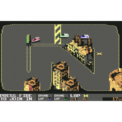 Badlands (c64/win)