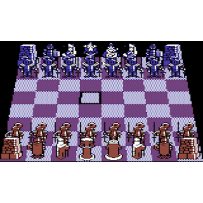 Battle Chess (c64/win)