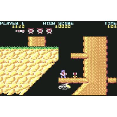 Bionic Commando (c64/win)