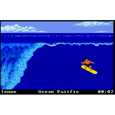 California Games (amiga/win)