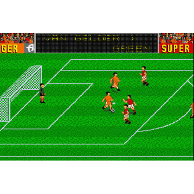 Emlyn Hughes International Soccer (st/win)