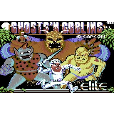 Ghosts'n Goblins (c64/win)