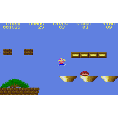 The Great Giana Sisters (c64/amiga)
