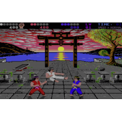 International Karate + (amiga/win)