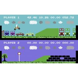 Kikstart: Off-Road Simulator (c64/win)