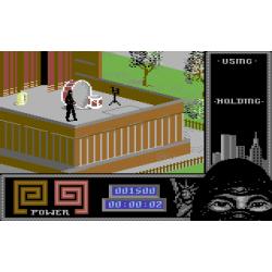 Last Ninja 2: Back with a Vengeance (c64/win)