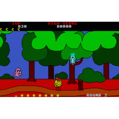 Pac-Land (amiga/win)