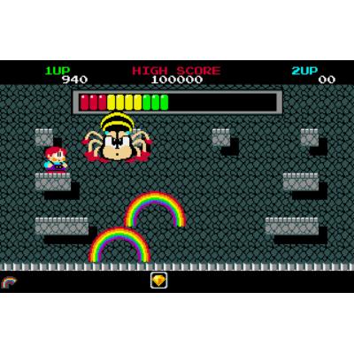 Rainbow Islands: The Story of Bubble Bobble II (amiga/win)