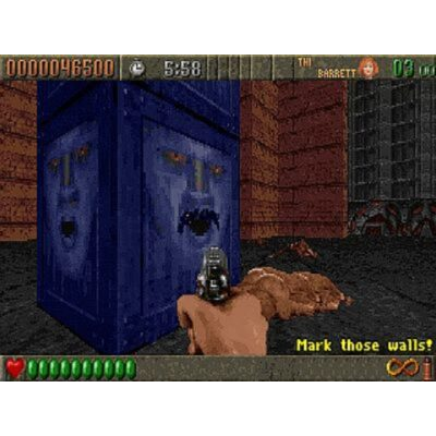 Rise of The Triad (dreamcast/win)
