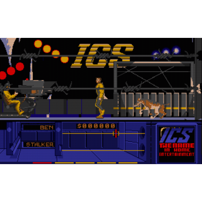 The Running Man (amiga/win)