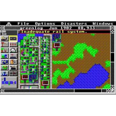 SimCity (st/win)