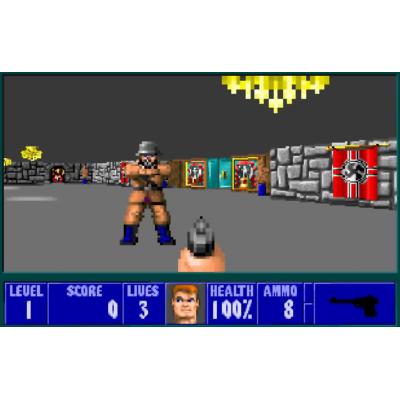 Wolfenstein 3D (dc/win)