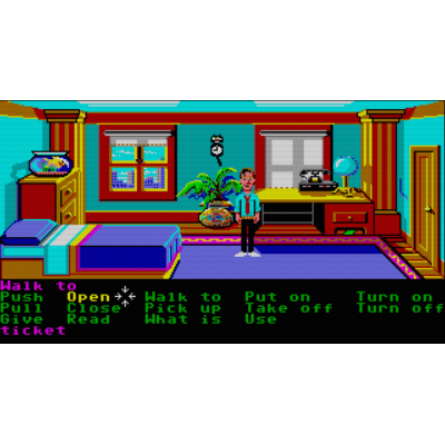 Zak McKracken and the Alien Mindbenders (amiga/win)